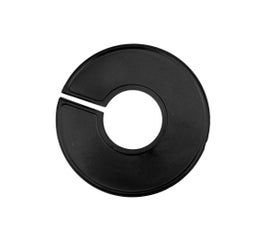 Plastic Size Divider - Round Black - Individual - BLANK