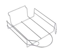 Cap Display - Wire - Chrome