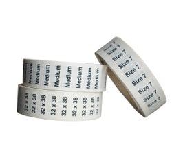 Hem / Inseam Labels