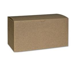 """Gift Boxes - 9"""" x 4-1/2"""" x 4-1/2"""" - White"""
