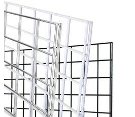 Wire Grid Panels, 6' – 3/CTN. Select Color