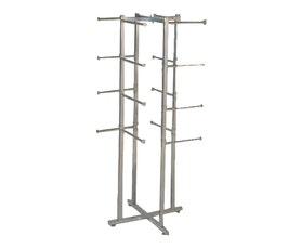 Folding Lingerie Tower w/Tubular Arms