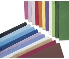 "Tissue Paper Color Assortment Pack - 20"" x 26"""