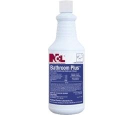 Non-Acid Disinfectant Bathroom Cleaner, 32 oz., 12/CT
