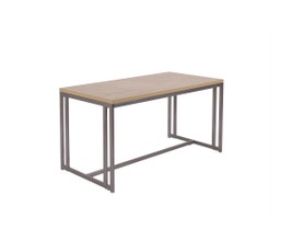 Boutique Collection Small Nesting Table, Satin Nickel