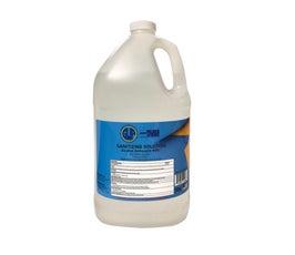 Hand Sanitizer Liquid Refill Solution, 1 Gallon, Bulk pack of 4