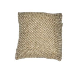 Small Pillow Display, Burlap