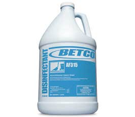 Neutral-PH Powerful disinfectant and detergent, 1 gallon, 4/CT