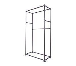 Free Standing Pipeline Wall Unit- Anthracite Grey