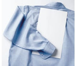 Shirt Boards for Packaging, White – 375/CTN.