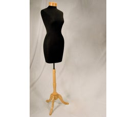 Ladies Jersey Covered Classic Dress Form