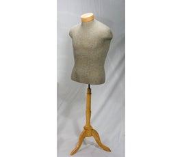 Jersey Form - Men's Classic Muscular Shirt/Sweater Form