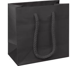 Premium Black Matte Euro-Shoppers, Small