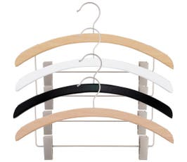 Retro Series Wooden Suit Hanger
