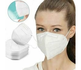 Disposable, KN95 COVID-19 Face Mask for Public Use - Select Pack Size