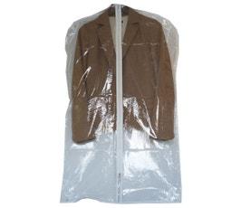 """Garment Bag - 40"""" Suit Length - Select Color"""