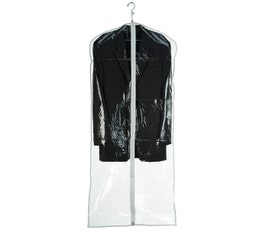 "Garment Bag, 54"" Dress Length - Clear"