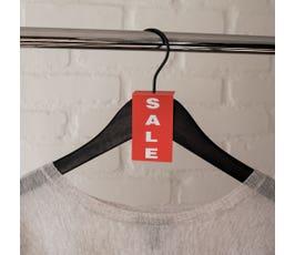 "Hanger Banner ""SALE"""