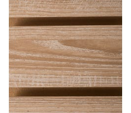 slatwall - ash barnwood