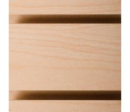 slatwall - hardrock maple