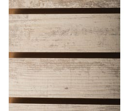 slatwall - white barn wood