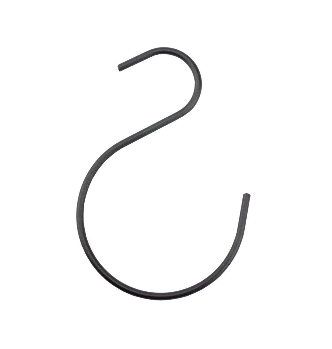 "Jeans Hooks - 7"" Gunmetal - 12 Count"
