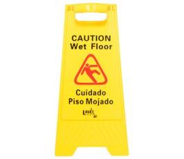 Wet Floor Sign - Yellow
