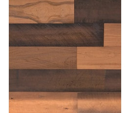 Smart Wall Paneling, Rustic Wood Planks