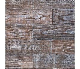 Smart Wall Paneling, Vintage Wash Wood Planks