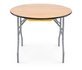 "36"" Round Folding Table"