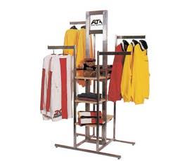 4-Way Rack - Cross Merchandising