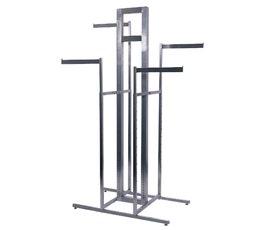 4-Way Rack - Cross Merchandising (frame only)