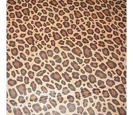Tissue Paper - Custom Printed Leopard