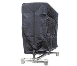 Garment Rack Cover - Deluxe Zipper