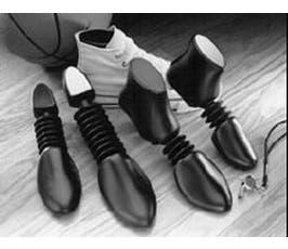 Shoe Form - Men's High-Top - Black