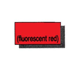 Labels - Monarch 1110-2 - Red