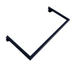 Economy Rack C Hangrail - Black