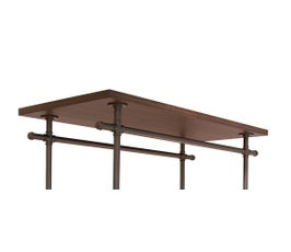 Wood Top for Double Ballet Bar Rack