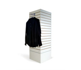 Cube Merchandiser - White