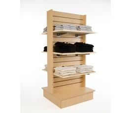 2-Way Merchandiser - Maple