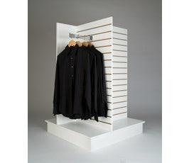 4-Way Merchandiser - White