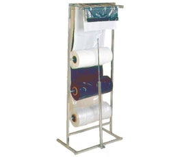 Poly Bag Dispenser - Three Roll
