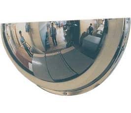 """Half Mirror  - 30"""""""