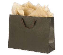 Eco Euro Shopping Bags - Large - Espresso