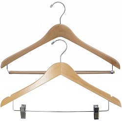 traditional suit hangers