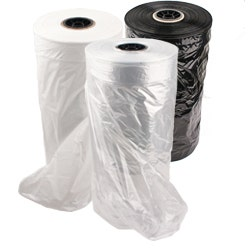Polybags - Plastic Garment Bags on a Roll