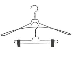 Gunmetal Clothes Hangers