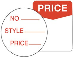 Price Labels
