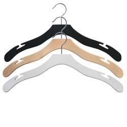 Contemporary Wooden Hangers